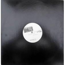 Dietrich Schoenemann 19 Bullets TRL-001 DJ LP Vinyl Record