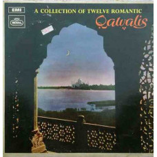A Collection of Twelve Romantic Qawalis ELRZ 23 Qawwali LP Vinyl Record
