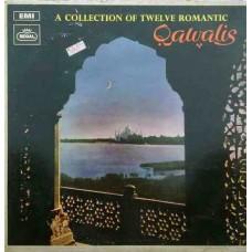 A Collection of Twelve Romantic Qawalis ELRZ 23 Qawwali LP Vinyl Record