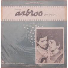 Aabroo HFLP 3514 Bollywood Movie LP Vinyl Record