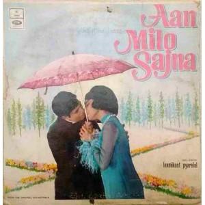 Aan Milo Sajna 3AEX 5328 Bollywood LP Vinyl Record