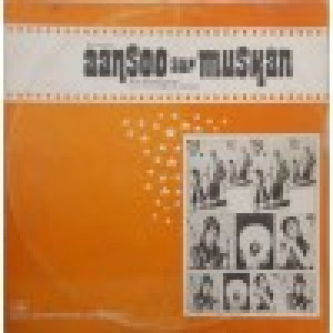 Aansoo Aur Muskan  HFLP 3532 Bollywood Movie LP Vi