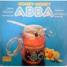 Abba Honey-Honey 2345 103 LP Vinyl Record