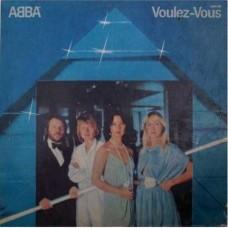Abba Voules Vous 2344 136 lp vinyl record