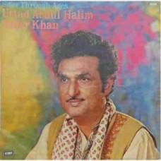 Abdul Halim Jaffer Khan - ECSD 2753 LP Vinyl Record