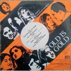Adalat TAE 1422 Bollywood EP Vinyl Record