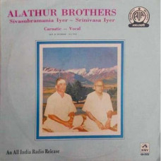 Alathur Brothers ECLP 40563 Indian Classical