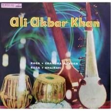 Ali Akbar Khan EALP 1268 LP Vinyl Record