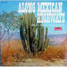 Along Mexican Highways, 184 039 English LP Vinyl Record