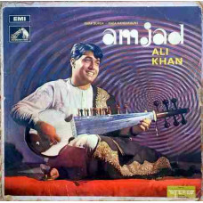 Amjad Ali Khan EASD 1348 Indian Classical LP Vinyl Record