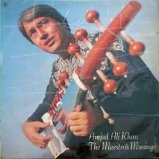 Amjad Ali Khan IND 1149 LP vinyl record
