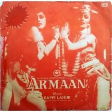 Armaan 45 N 14249 Movie EP Vinyl Record