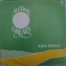 Asha Bhosle All Time Greats 2 LP Set PMLP 1162-63 Film Hits LP Vinyl Records