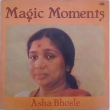 Asha Bhosle Magic Moments MFPE 1045 Film Hits LP Vinyl Record