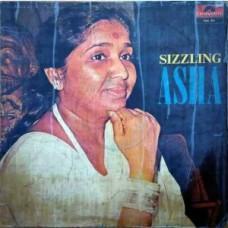 Asha Bhosle Sizzling 2392 086 Film Hit LP Vinyl Record