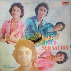 Babla Disco Sensation Old Film Hits With A New Disco Touch 2392 935 LP Vinyl Record