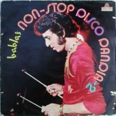 Babla Non Stop Disco Dandia 2 2393 858 Disco Dance Remix LP Vinyl Record