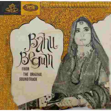 Bahu Begum TAE 1348 Bollywood LP Vinyl Record