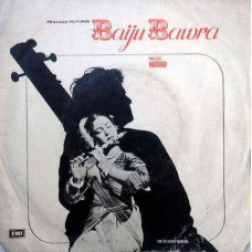 Baiju Bawra TAE 1265  Bollywood Movie EP Vinyl Record