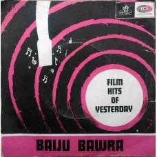 Baiju Bawra TAE 1455 Bollywood EP Vinyl Record