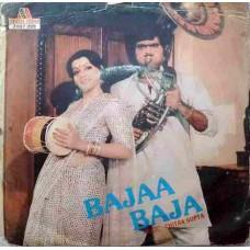 Bajaa Baja 2067 299 Bollywood EP Vinyl Record