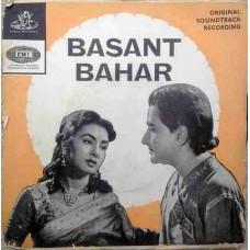 Basant Bahar TAE 1354 Bollywood EP Vinyl Record