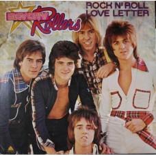 Bay City Rollers Rock N' Roll Love Letter AL 4071 LP Vinyl Record