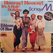 Boney M Original Film Music Disco Fever 2001 880 EP Vinyl Record