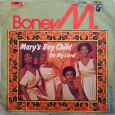 Boney M 2001 847 Wishes You A Marry Christmas Pop Album EP Vinyl Record