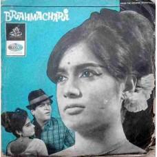 Brahmachari TAE 1409 Bollywood EP Vinyl Record