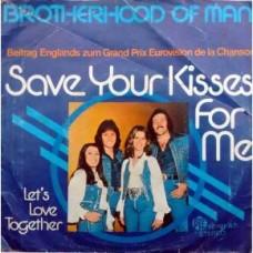 Brotherhood Of Man PTE 16791 Album EP Vinyl Record