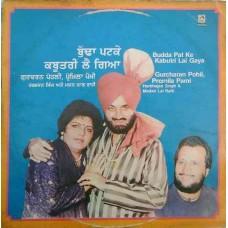 Budda Pat Ke Kabutri Lai Gaya ECSD 3142 LP Vinyl Record