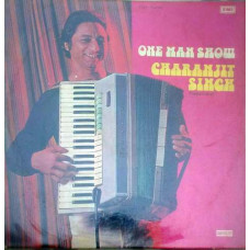 Charanjit Singh One Man Show Transicord Film Tunes SMOCE 4214 Instrumental LP Vinyl Record