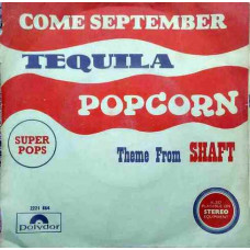 Come September Theme From Shaft 2221 864 English EP Vinyl Record