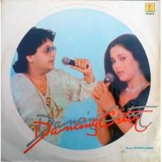 Bappi Lahiri Dancing City SNLP 5034 Pop Songs LP Record