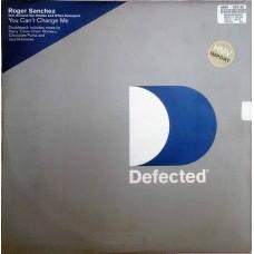 Roger Sanchez Feat Armand Van Helden And N'Dea Davenport – You Can't Change Me 2LP Set DFECT41X DJ LP Vinyl Record