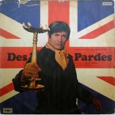 Des Pardesh ECSD 5526 Bollywood LP Vinyl Record