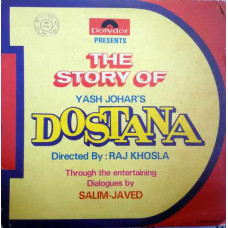 The Story of Dostana Through The Entertaining 2675 215 LP Vinyl Record