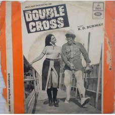 Double Cross EMOE 2360 Bollywood EP Vinyl Record