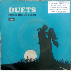 Duets From Hindi Films 7EPE 7404 Songs EP Vinyl Record