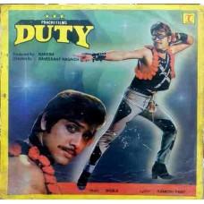 Duty SFLP 1111 Movie Bollywood LP Vinyl Record