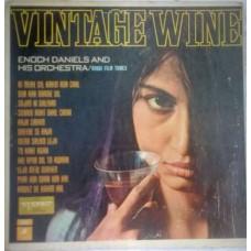 Enoch Daniels & His Orchestra/Hindi Film Tunes Vintage Wine S/3AECX 5270