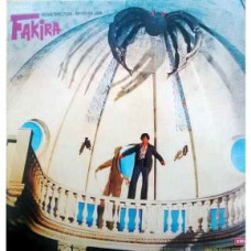 Fakira EALP 4081 Movie LP Vinyl Record