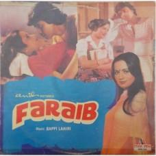 Faraib 2392 332 Bollywood Movie LP Vinyl Record