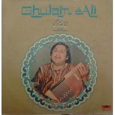Ghulam Ali Live In India Punjabi Geets & Ghazals 2392 515 LP Vinyl Record