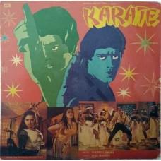 Karate ECLP 5879 Bollywood LP Vinyl Record