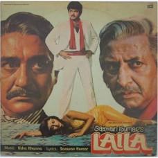 Laila ECLP 5860 Movie LP Vinyl Record