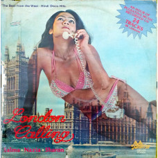 Salma* • Nazia* • Sharon* – London Calling (The Best From The West - Hindi Disco Hits) 2393 893 Films Hits lp vinyl record