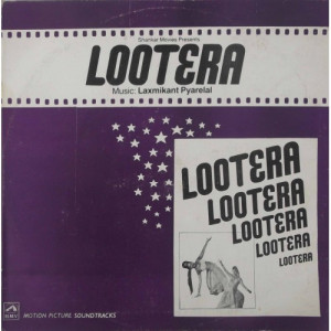 Lootera  HFLP 3550 Bollywood Movie LP Vinyl Record