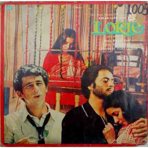 Lorie ECLP 5945 Bollywood Movie LP Vinyl Record